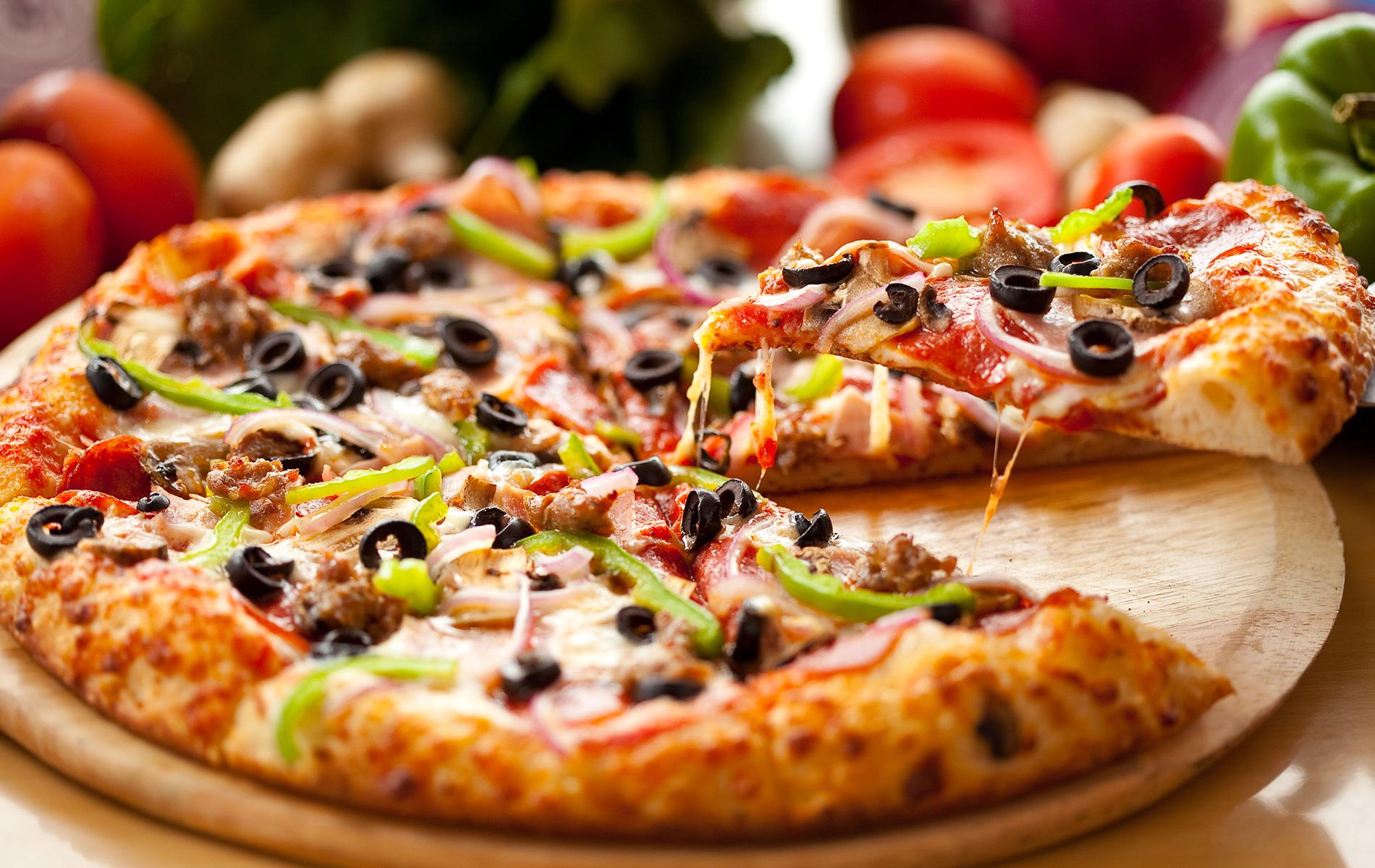Pizze salumi e formaggi